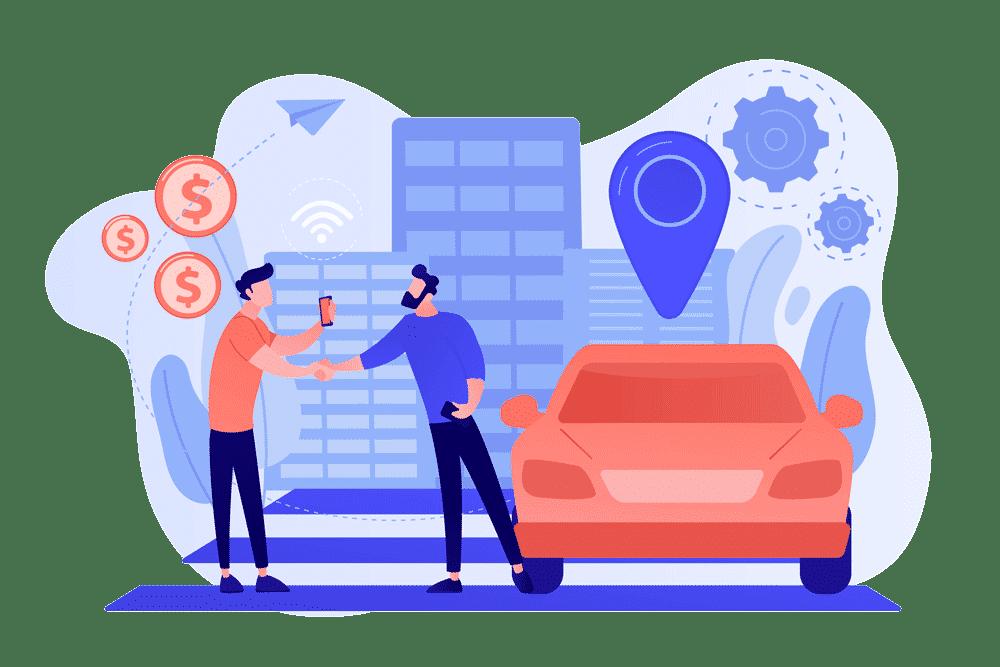 Good service at Auto Dealership