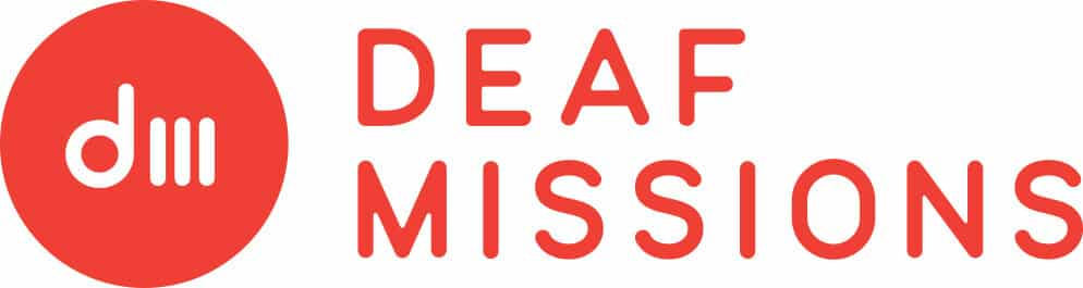 Deaf Missions Logo