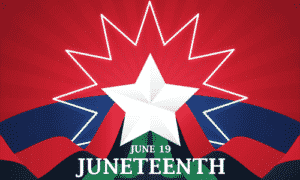 Juneteenth New US Federal Holiday