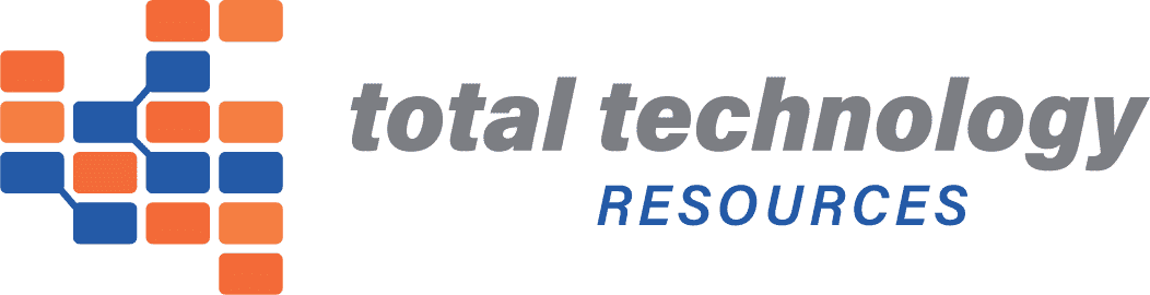 Total Technology Resources Logo